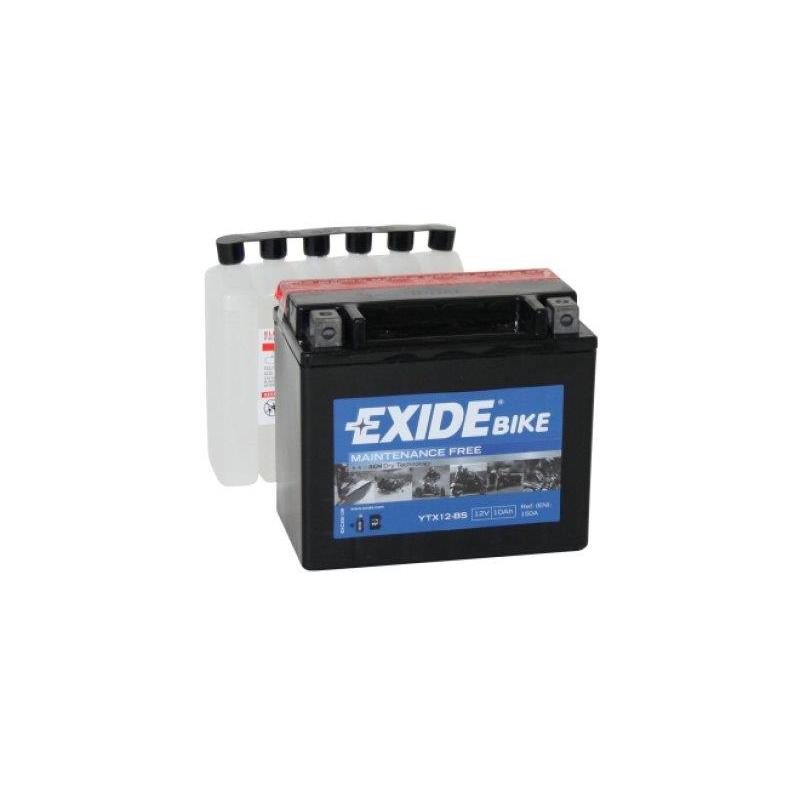 12V 10Ah YTX12-BS 150x87x10  +/-