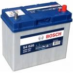 BOSCH S4020 45Ah 330A 238x129x227 -/+
