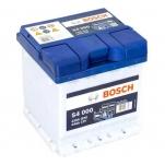 BOSCH S40001 44Ah 420A 175x175x190 -/+