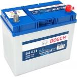 BOSCH S4021 45Ah 330A 238x129x227 -/+