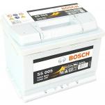 BOSCH S5005 63Ah 610A 242x175x190 -/+