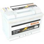 BOSCH S5008 77Ah 780A 278x175x190 -/+