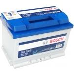 BOSCH S4008 74 Ah 680A 278x175x190 -/+