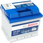 BOSCH S4001 44Ah 440A 207x175x175 -/+