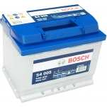 BOSCH S4005 60Ah 540A 242x175x190 -/+