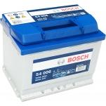 BOSCH S4006 60Ah 540A 242x175x190 +/-