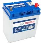 BOSCH S4018 40Ah 330A 187x127x227 -/+