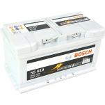 BOSCH S5010 85Ah 800A 315x175x175 -/+