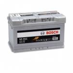 BOSCH S5011 85Ah 800A 315x175x190 -/+