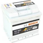 BOSCH S5002 54Ah 530A 207x175x190 -/+