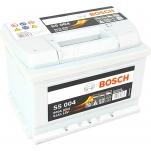BOSCH S5004 61Ah 600A 242x175x175 -/+