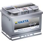 VARTA D53 60 Ah 560 A 0 -/+ 242x175x190