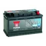 YUASA YBX9115 317x175x190 80Ah 800A AGM Start Stop Plus -/+ 317x175x190