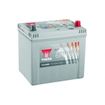 YUASA YBX5005 65Ah 550A Silver High Performance 0-/+ 232x175x225