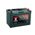 YUASA YBX3335 90Ah 700A SMF 0 303x174x222 -/+