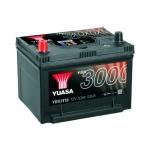 YUASA YBX3113 50Ah 530A SMF 1 236x182x178 +/-