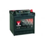 YUASA YBX3108 50Ah 400A SMF 0 202x173x225 -/+