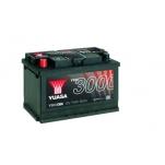 YUASA YBX3086 75Ah 650A SMF 1 278x175x190 +/-