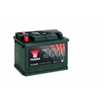YUASA YBX3078 60Ah 550A SMF 1 243x175x190 +/-