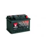 YUASA YBX3075 60Ah 550A SMF 0 243x175x175 -/+