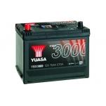 YUASA YBX3069 70Ah 570A SMF 1 269x174x225 +/-