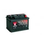 YUASA YBX3065 56Ah 500A SMF 0  243x175x175 -/+