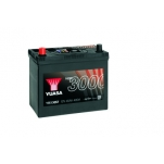 YUASA YBX3057 45Ah 400A SMF 1 238x129x223 +/-