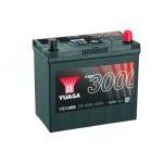 YUASA YBX3053 45Ah 400A SMF 0 238x129x223 -/+