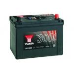 YUASA YBX3030 70Ah 570A SMF 0 260x174x225 -/+