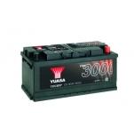 YUASA YBX3017 90Ah 740A SMF 0  353x175x175 -/+
