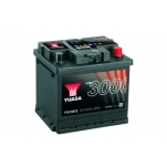 YUASA YBX3012 52Ah 450A SMF 0 207x175x190 -/+