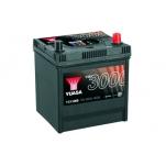 YUASA YBX3008 50Ah 450A SMF 0 202x173x225 -/+