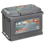 DETA SENATOR3 DA612 61A/600A 242x175x175 -/+