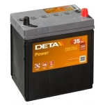 DETA Power DB356 35Ah 240A 187x127x220 -/+