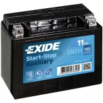 START EK111 AGM 11Ah 150A 150x90x130 +/-