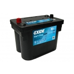 EXIDE AGM EK508 50Ah 800A 260x173x206 -/+