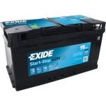 EXIDE AGM EK950 95Ah 850A 353x175x190 -/+