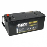 Exide ES1600 Equipment Gel 12V/140Ah/900A 513x223x223