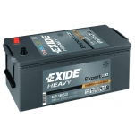 EXIDE EE1853 SHD Expert 185Ah 1100A 513x223x223 +-
