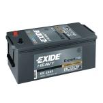 EXIDE EE2253 SHD Expert 225Ah 1150A 518x279x240 +-