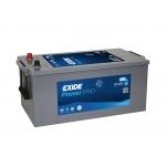 EXIDE ProPow EF2353 12V 235Ah 1300A 518x279x240 +-