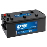 EXIDE EG1803 HD Professional 180Ah 1000A 513x223x223 +-