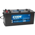EXIDE EG1406 PROF 12V/140Ah/800A 510x175x225 +/-