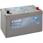 EXIDE Premium 95Ah 800A 306x173x222 -+