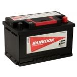 Hankook 72Ah 640A 277x174x175 -+