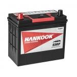 Hankook 45Ah 360A 234x127x220 +-
