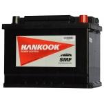 Hankook 55Ah 480A 242x174x190 12V -+