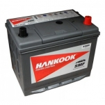 HANKOOK MF57029 70Ah/540A 257x172x220 +/-