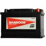 Hankook 74Ah 680A 277x174x190 12V -+