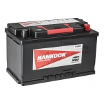 Hankook 80Ah 640A 315x174x190 -+